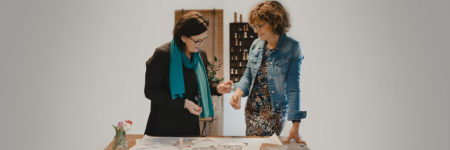 Business shoot Harriët & Ineke header klein
